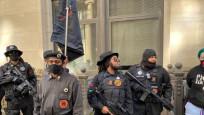 ABD'de Trump yanlısı silahlı gruplar toplanmaya başladı