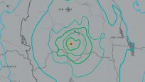 Arjantin'de şiddetli deprem