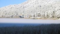Bolu eksi 32 dereceyle Türkiye'nin en soğuk ili oldu