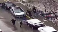 Selçuk Özdağ'a saldırı anının görüntüleri ortaya çıktı