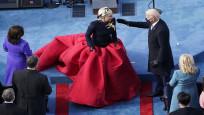 Joe Biden'ın yemin töreninden kareler