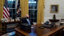 Biden sonrası Oval Ofis'te dikkat çeken değişiklikler