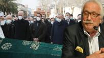 Erdoğan Yavuz Bahadıroğlu'nun cenaze namazına katıldı