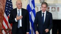 Yunan bakan Türkiye'yi ABD'ye şikayet etmiş