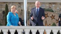 Merkel'den veda ziyareti