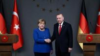 Erdoğan: Engellemelere karşı Merkel'in tavrını hatırlayacağız