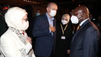 Cumhurbaşkanı Erdoğan Angola'ya geldi