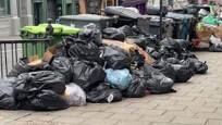 İngiltere'deki çöp krizi sağlık sorunlarını beraberinde getiriyor