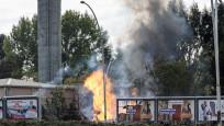 MTA Yerleşkesinde patlama oldu