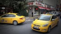 Taksicilerin '1.8 milyon lira' oyunu!