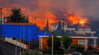 La Palma Adası'nda lavlar 33 günde 2 bin 185 binayı kül etti