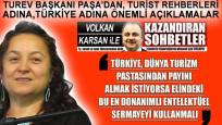 Paşa: Türkiye'nin tanıtımında turist rehberleri de rol almalı