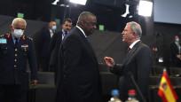 Milli Savunma Bakanı Akar NATO Savunma Bakanları Toplantısı'nda...