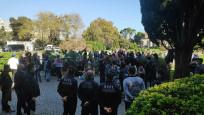 Boğaziçi'nde sular durulmuyor... 'Direniş Çadırı' yırtıldı
