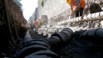 Diyarbakır'da Kanuni tarafından yaptırılan içme suyu şebekesi bulundu