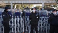 Boğaziçi Üniversitesi'nde izinsiz gösteri: 45 gözaltı