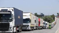 Şoför krizi Türkiye'ye de sıçradı