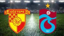 Göztepe: 0 - Trabzonspor: 1