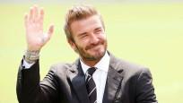 Beckham'a 180 milyon euro'luk teklif