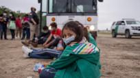 Meksika sınırında gözaltı rekoru
