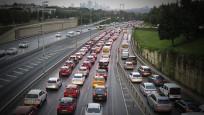 Eylülde 92 bin 996 yeni taşıt trafiğe kaydoldu