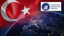 Türkiye'nin resmi üyeliği tescillendi