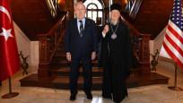 Washington Büyükelçisi Mercan'dan Patrik Bartholomeos onuruna kahvaltı