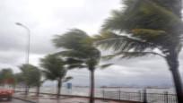 Meteroloji'den Marmara ve Ege için fırtına uyarısı