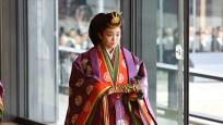 Japon Prenses Mako sonunda evlendi