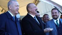 Aliyev'den Erdoğan'ın büyükelçi hamlesine övgü