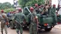 Gine'de darbe sonrası kabine üyeleri belli olmaya başladı