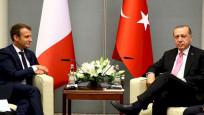 Cumhurbaşkanı Erdoğan ile Macron Roma'da görüşecek