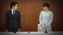 Japon Prenses ülkeyi ikiye böldü: Bizi rahat bırakın!