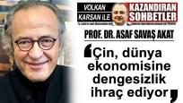 Prof. Dr. Akat: Enflasyon Türkiye'nin önünde büyük bir hendek, önemli bir makro dengesizlik