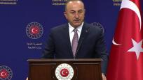Çavuşoğlu: Terörle mücadele ettiğini söyleyen ülkeler PKK katliamına sessizler
