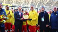 Süper Lig'de yeni rekor Umut Bulut'un