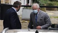 Prens Charles babası Philip'i hastanede ziyaret etti
