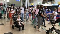 Yabancı turist sayısı Ocak'ta yüzde 71 azaldı