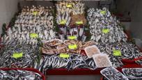 Çanakkale'de balık tezgahları doldu, fiyat düştü
