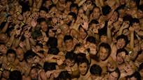 Çıplak erkek festivali