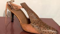 Balon balığının derisinden ayakkabı üretilecek