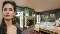 Angelina Jolie'nin 25 milyon dolarlık evi