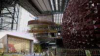 Atatürk Kültür Merkezi inşaatının yüzde 86'sı tamamlandı