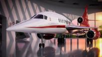 Saatte 5 bin kilometre hızla gidebilen jet uçak
