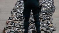 ETA ve GRAPO'nun binlerce silahı törenle imha edildi