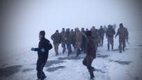 Tatvan'da askeri helikopter düştü: 10 şehit