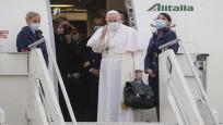 Tarihte ilk kez Katolik Kilisesi lideri Irak'a gidiyor