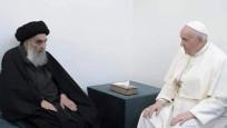 Papa, Şii dini lideri ile bir araya geldi