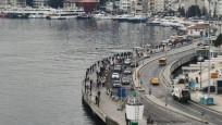 İstanbul 3 ay sonra yeniden sahilde
