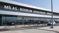 Sezonun ilk turist uçağı Bodrum'a indi